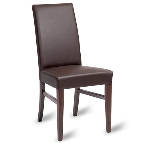 An image of Epson Side Chair - Mocha