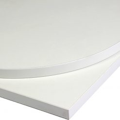 NEXT DAY White Laminate Table Tops - 25mm