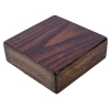25mm Solid Ash Wenge Table Tops - Polished Finish