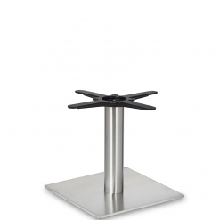 Stainless-Steel-Square-Base-Round-Column-Coffee-Height-Table-Base