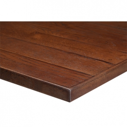 35mm Light Walnut Plank Solid Ash Table Top