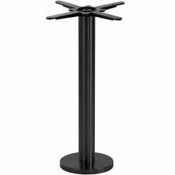NEXT-DAY-Black-Round-Anchor-Floor-Fix-Table-Base–Dining-Height-