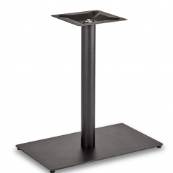Black-EPC-Mild-Steel-Flat-Rectangular-Single-Pedestal-Round-Column-Dining-Height-Table-Base-Nobis-Restaurant-Furniture