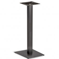 Black-EPC-Mild-Steel-Large-Flat-Square-Base-400mm-Poseur-Height-Table-Base-Nobis-Restaurant
