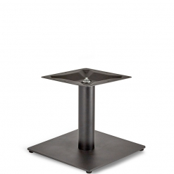 Black-EPC-Mild-Steel-Small-Square-Base-Round-Column-Coffee-Height-Table-Base-Nobis-Restaurant-Furniture