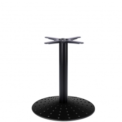 Solitare-Black-Cast-Iron-Medium-Coffee-Table-Base-Nobis-Restaurant-Furniture