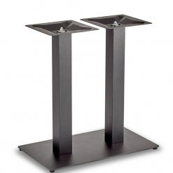 Black-EPC-Mild-Steel-Flat-Rectangular-Twin-Pedestal-Base-Dining-Height-Table-Base-Nobis-Restaurant-Furniture