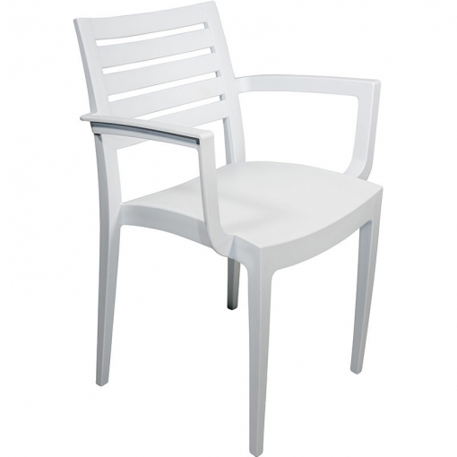 Secco Arm Chair Indoor and or Outdoor - Choice of 3 Colours