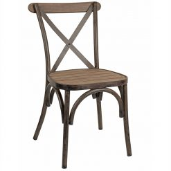 Victoria Vintage Side Chair Indoor or Outdoor