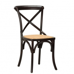 Jewel Walnut Side Chair - beech