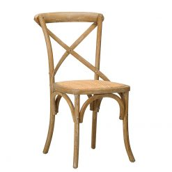 Jewel Natural Oak Side Chair