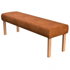 Simplicity Distressed Free Standing Bench - 1200mm Wide