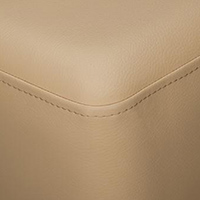 Cappuccino Faux Leather